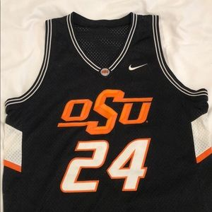 Men's Oklahoma State Basketball Jersey #24